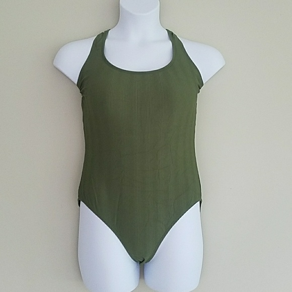a35077c2564 Catalina Women s Swimsuit Green Plus Size 3X